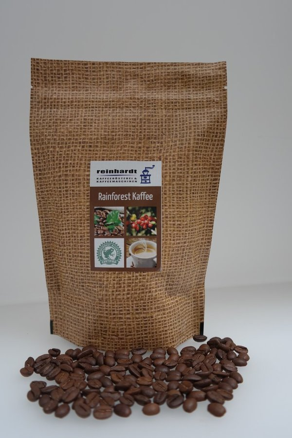 Costa Rica Rainforest Kaffee